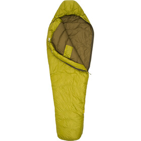 Marmot Hydrogen Makuupussi regular , keltainen